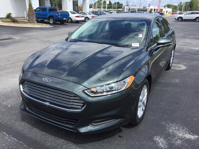 2015 ford fusion se se 4dr sedan for sale in panama city. Black Bedroom Furniture Sets. Home Design Ideas