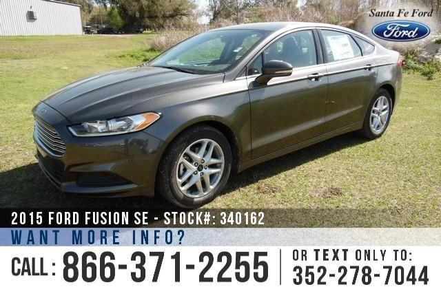 2015 Ford Fusion SE - Window Sticker $24,370 - YOUR
