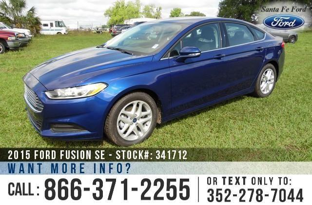 2015 Ford Fusion SE - Window Sticker $24,665 - YOUR