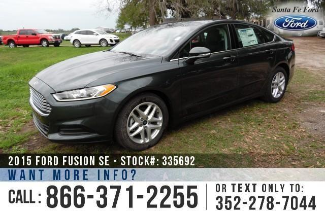 2015 Ford Fusion SE - Window Sticker $25,370 - YOUR
