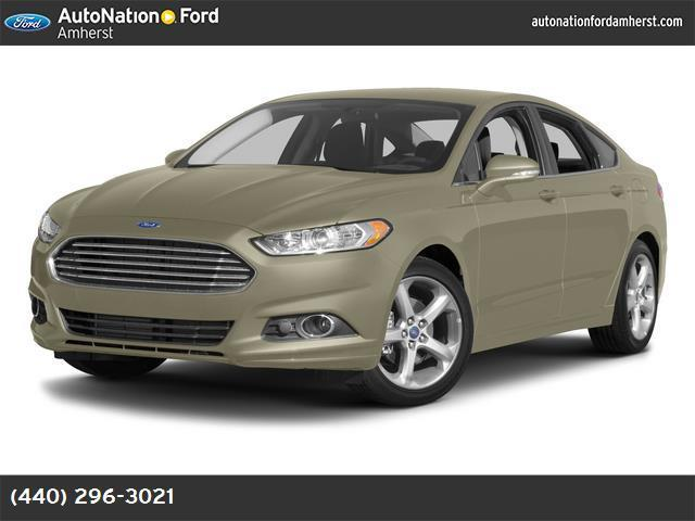 2015 ford fusion titanium 4dr sedan for sale in amherst ohio classified. Black Bedroom Furniture Sets. Home Design Ideas