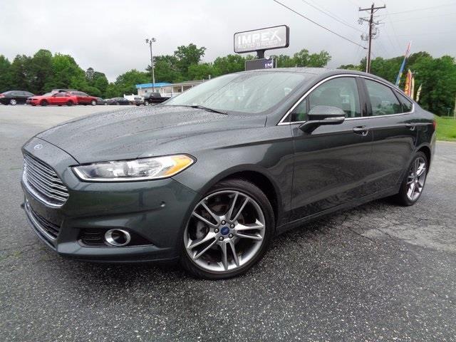 2015 ford fusion titanium awd titanium 4dr sedan for sale in greensboro north carolina. Black Bedroom Furniture Sets. Home Design Ideas