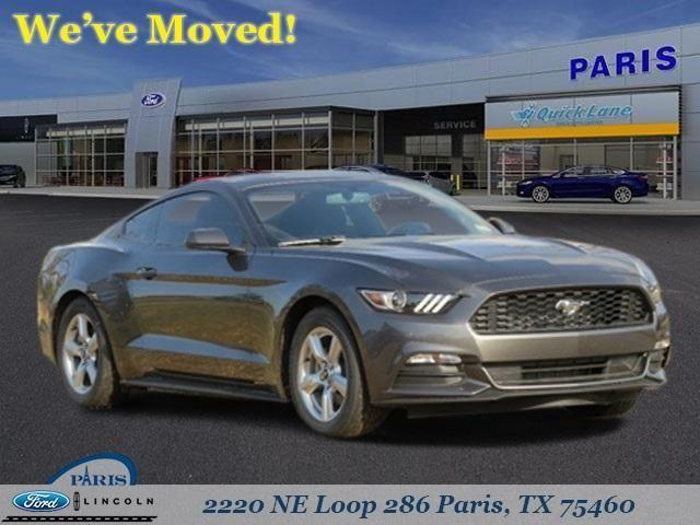 2015 ford mustang 2dr car v6 for sale in paris texas classified. Black Bedroom Furniture Sets. Home Design Ideas