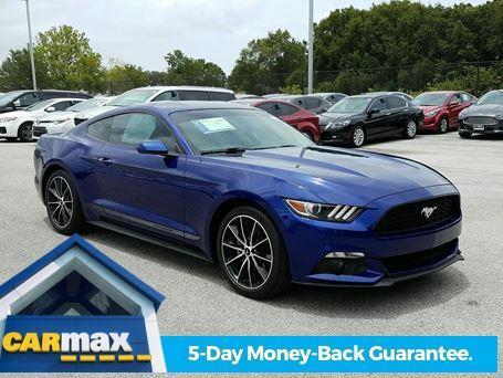 2015 Ford Mustang EcoBoost EcoBoost 2dr Fastback