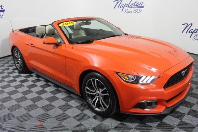 2015 ford mustang ecoboost premium ecoboost premium 2dr convertible for sale in west palm beach. Black Bedroom Furniture Sets. Home Design Ideas
