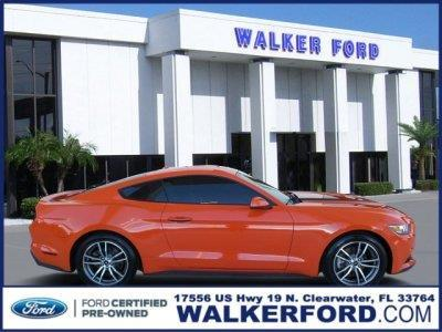 2015 Ford Mustang EcoBoost Premium EcoBoost Premium 2dr