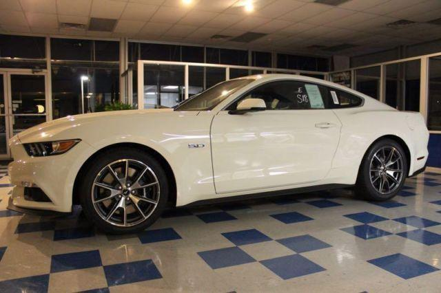 2015 ford mustang gt 50th anniversary limited edition for sale in mountain home arkansas. Black Bedroom Furniture Sets. Home Design Ideas