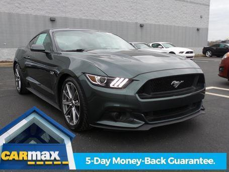 2015 Ford Mustang GT GT 2dr Fastback