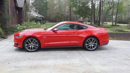 2015 ford mustang gt premium 50th anv for sale in shallotte north carolina classified. Black Bedroom Furniture Sets. Home Design Ideas