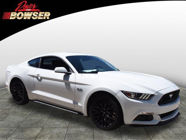 2015 Ford Mustang GT Premium GT Premium 2dr Fastback