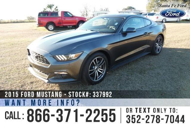 2015 Ford Mustang V6 - Sticker $34,470 - Save