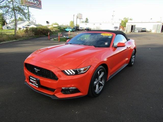 2015 Ford Mustang V6 V6 2dr Convertible For Sale In