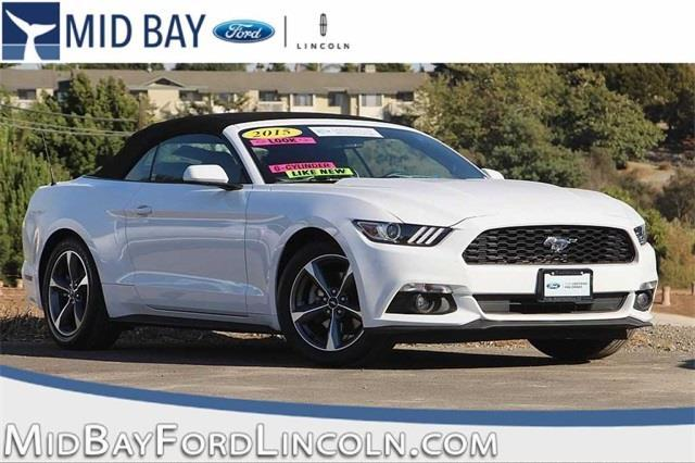 2015 ford mustang v6 v6 2dr convertible for sale in corralitos california classified. Black Bedroom Furniture Sets. Home Design Ideas