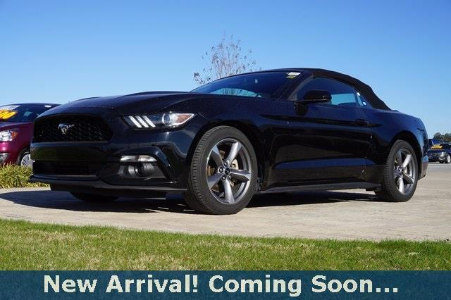2015 ford mustang v6 v6 2dr convertible for sale in killeen texas classified. Black Bedroom Furniture Sets. Home Design Ideas
