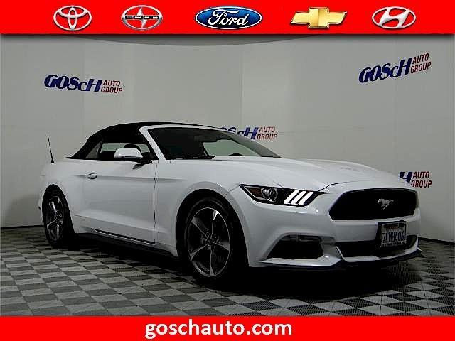 2015 ford mustang v6 v6 2dr convertible for sale in hemet california classified. Black Bedroom Furniture Sets. Home Design Ideas