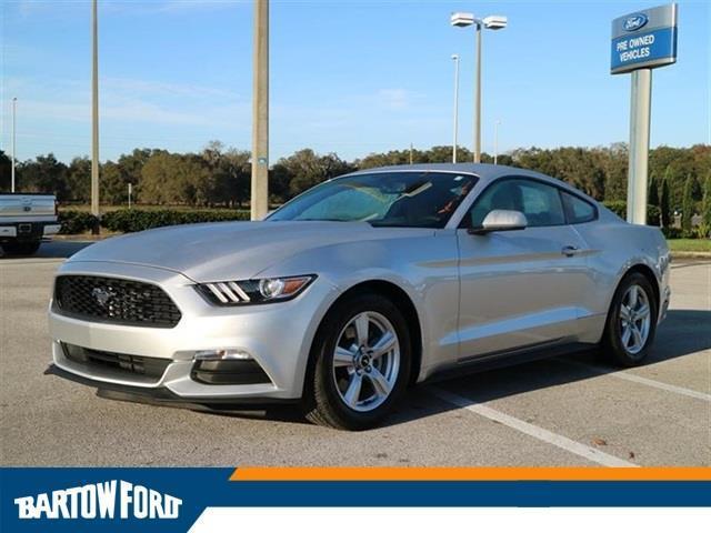 2015 Ford Mustang V6 V6 2dr Fastback