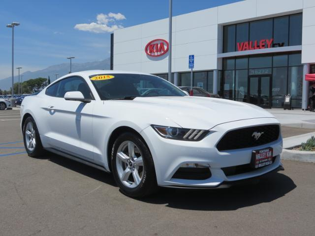2015 ford mustang v6 v6 2dr fastback for sale in fontana california classified. Black Bedroom Furniture Sets. Home Design Ideas