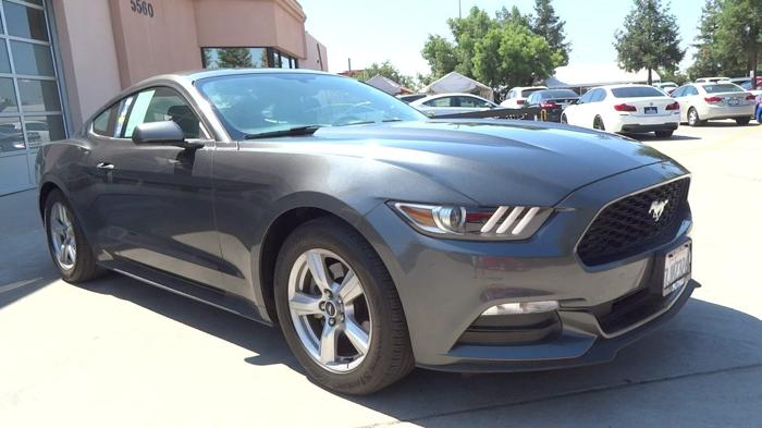 Lithia Ford Fresno >> 2015 Ford Mustang V6 V6 2dr Fastback for Sale in Fresno, California Classified | AmericanListed.com