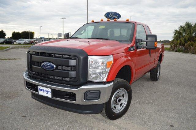 2015 Ford Super Duty F 250 Srw 4x4 Xl 4dr Supercab 8 Ft