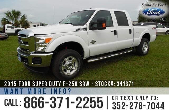 2015 Ford Super Duty F-250 XLT - SAVE thousands on ALL