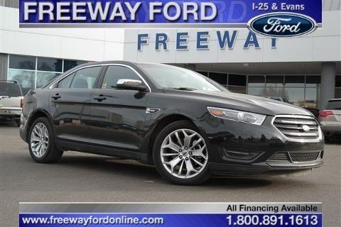 2015 FORD TAURUS 4 DOOR SEDAN
