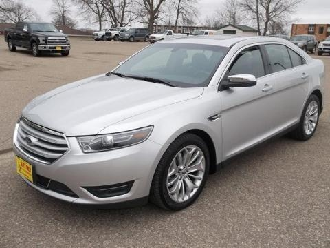 2015 ford taurus 4 door sedan for sale in alex minnesota for Juettner motors alexandria mn