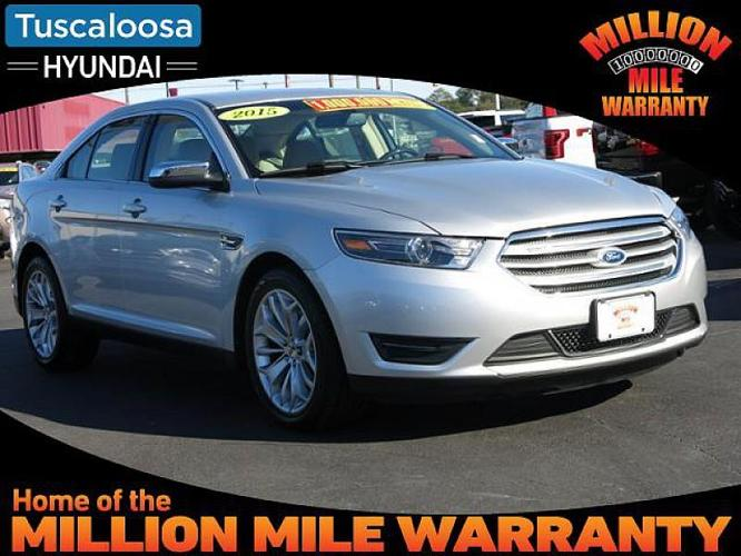 2015 Ford Taurus Limited Limited 4dr Sedan