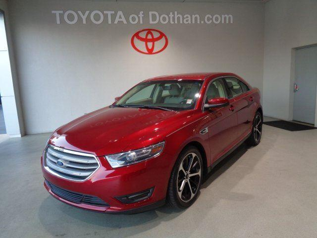 2015 Ford Taurus SEL SEL 4dr Sedan