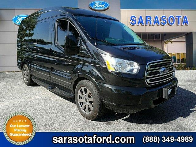 2015 Ford Transit Cargo 150 150 3dr SWB Low Roof Cargo