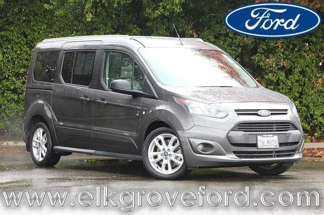 2015 Ford Transit Connect Wagon XLT XLT 4dr LWB