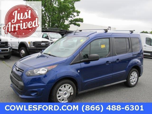 2015 Ford Transit Connect Wagon Xlt Xlt 4dr Swb Mini Van W