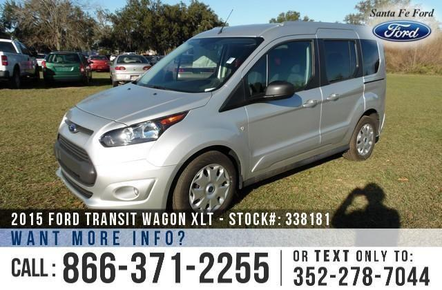 2015 Ford Transit Connect XLT - Sticker $26,255 - Save