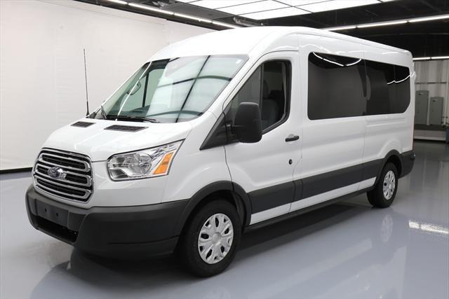 2015 Ford Transit Wagon 350 XL 350 XL 3dr LWB Medium
