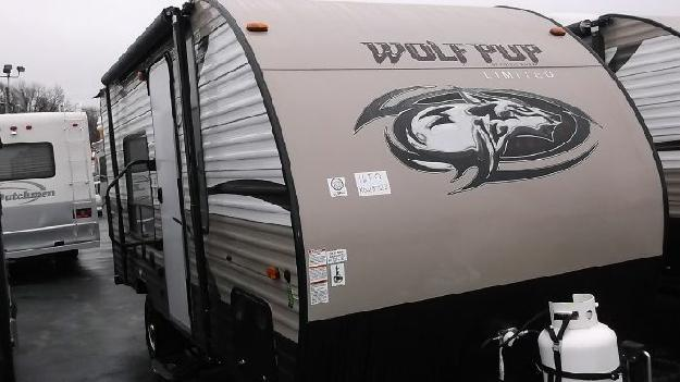 2015 Forest River Wolf Pup 16fq Metro Motors