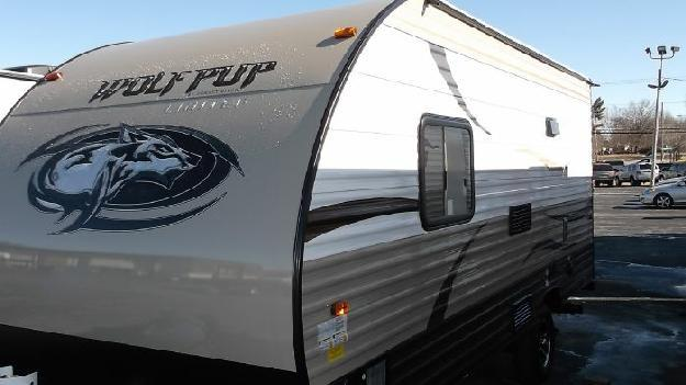 2015 Forest River Wolfpup 16fq Metro Motors Springfield