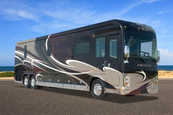 2015 Foretravel Ih 45 Luxury Motor Coach Mhs Custom Floo For Sale In Alvarado Texas Classified