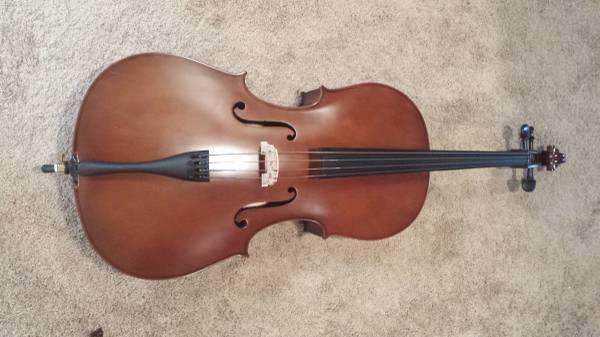 2015 full sized student cello