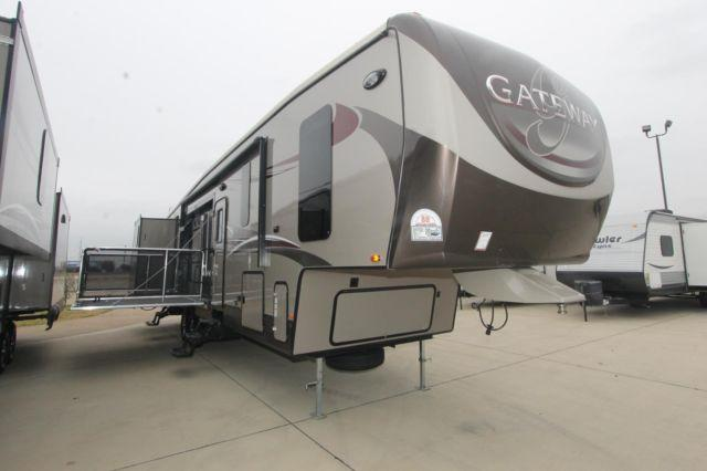 2015 Gateway 3750pt Fifth Wheel Bunkhouse Amp Patio For Sale In Mesquite Texas Classified