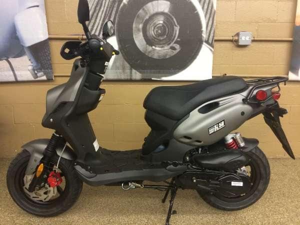 2014 Genuine Scooter Co. Roughhouse 50 Reviews, Prices ...