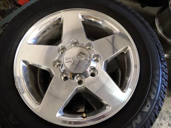 wheels take tires gmc americanlisted 2500hd
