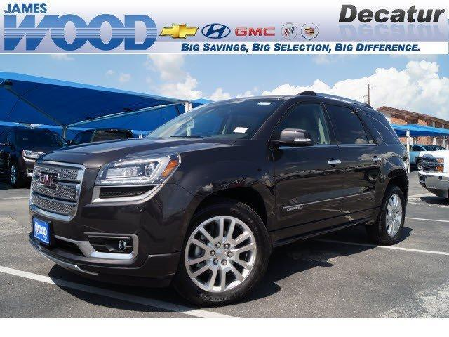 2015 Gmc Acadia Denali 4dr Suv For Sale In Decatur Texas