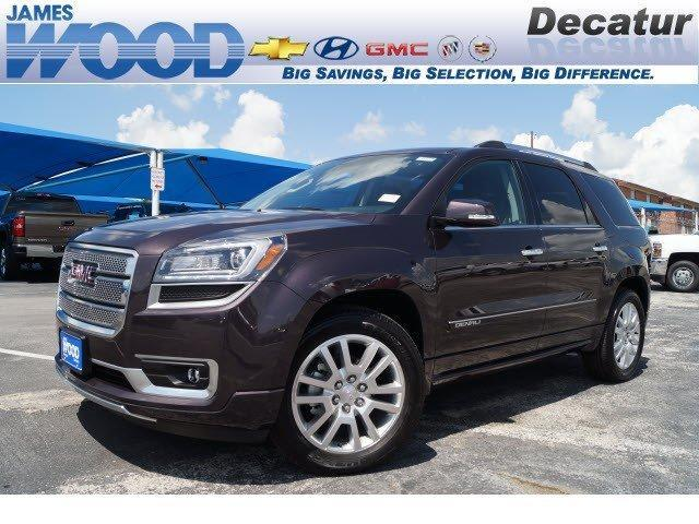 2015 gmc acadia denali 4dr suv for sale in decatur texas classified. Black Bedroom Furniture Sets. Home Design Ideas