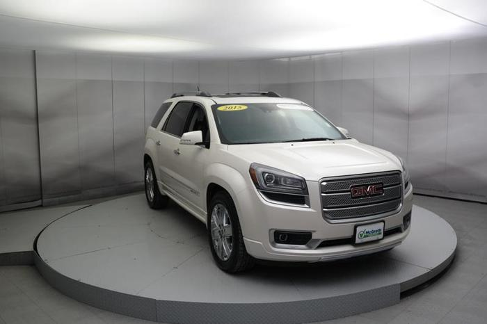 2015 gmc acadia denali awd denali 4dr suv for sale in dubuque iowa classified. Black Bedroom Furniture Sets. Home Design Ideas