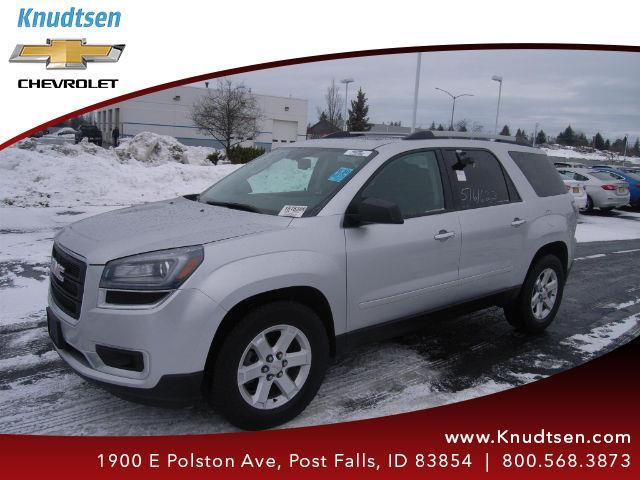 2015 gmc acadia sle 2 awd sle 2 4dr suv for sale in hauser idaho classified. Black Bedroom Furniture Sets. Home Design Ideas