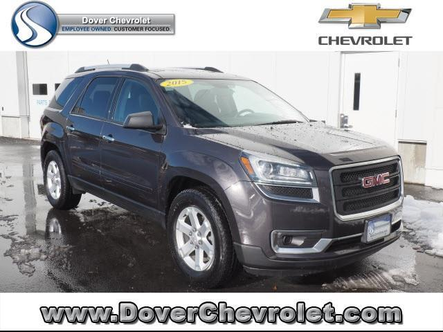 2015 gmc acadia sle 2 awd sle 2 4dr suv for sale in dover new hampshire classified. Black Bedroom Furniture Sets. Home Design Ideas