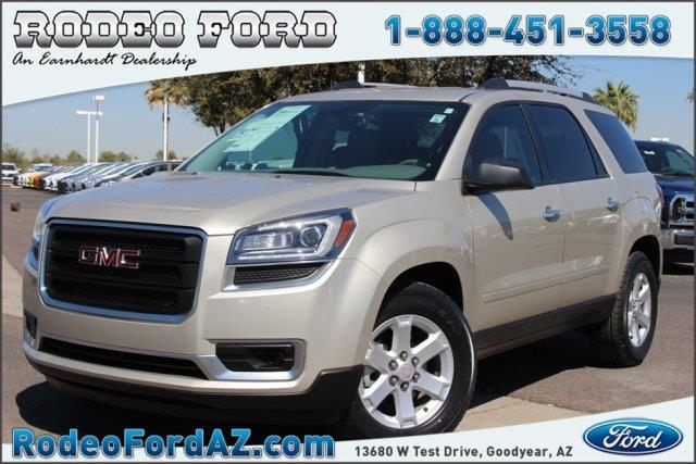 2015 gmc acadia sle 2 sle 2 4dr suv for sale in goodyear arizona classified. Black Bedroom Furniture Sets. Home Design Ideas