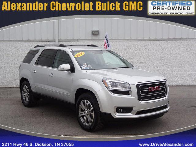 2015 gmc acadia slt 1 4dr suv for sale in dickson tennessee classified. Black Bedroom Furniture Sets. Home Design Ideas