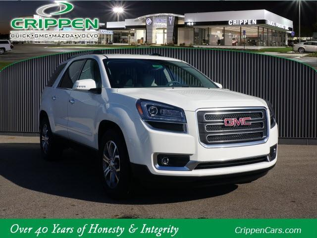 2015 gmc acadia slt 1 4dr suv for sale in lansing michigan classified. Black Bedroom Furniture Sets. Home Design Ideas