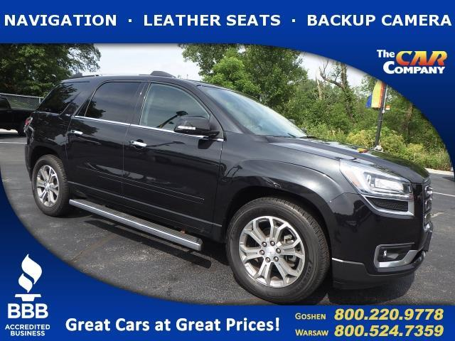 2015 gmc acadia slt 2 awd slt 2 4dr suv for sale in warsaw. Black Bedroom Furniture Sets. Home Design Ideas
