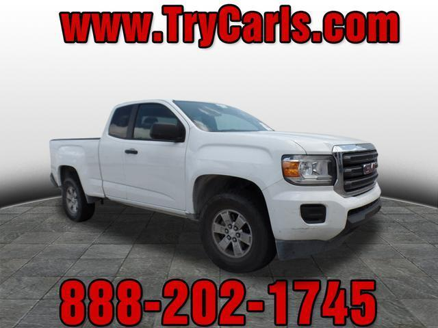 2015 GMC Canyon Base 4x2 Base 4dr Extended Cab 6 ft. LB